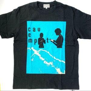 Cav Empt Black Short Sleeve Tee Medium NEW